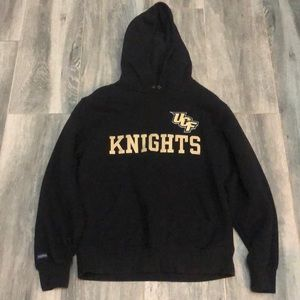🔥Jansport UCF Knights Spell Out Hoodie Sweater 🔥